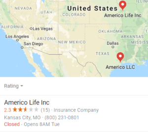 Americo Financial Life and Annuity Insurance